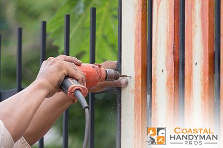 Orange County Handyman Services • Coastal Handyman Pros